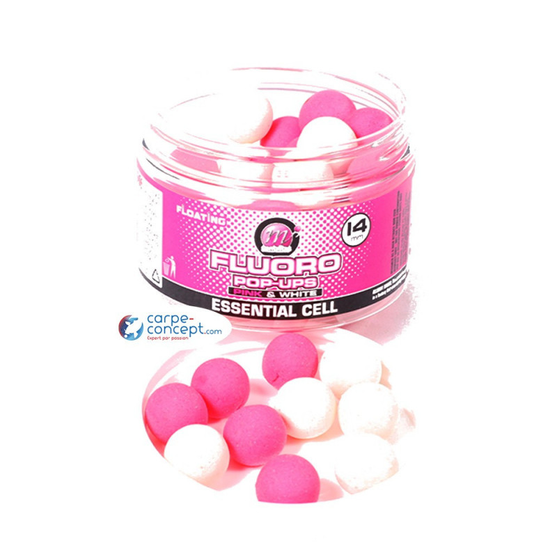 MAINLINE Pop Up Essential Cell Pink & White 14mm