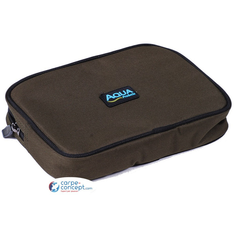 AQUAPRODUCTS Deluxe Scales Pouch Black Series