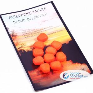 ENTERPRISE TACKLE Mais Pop up corn Orange 1