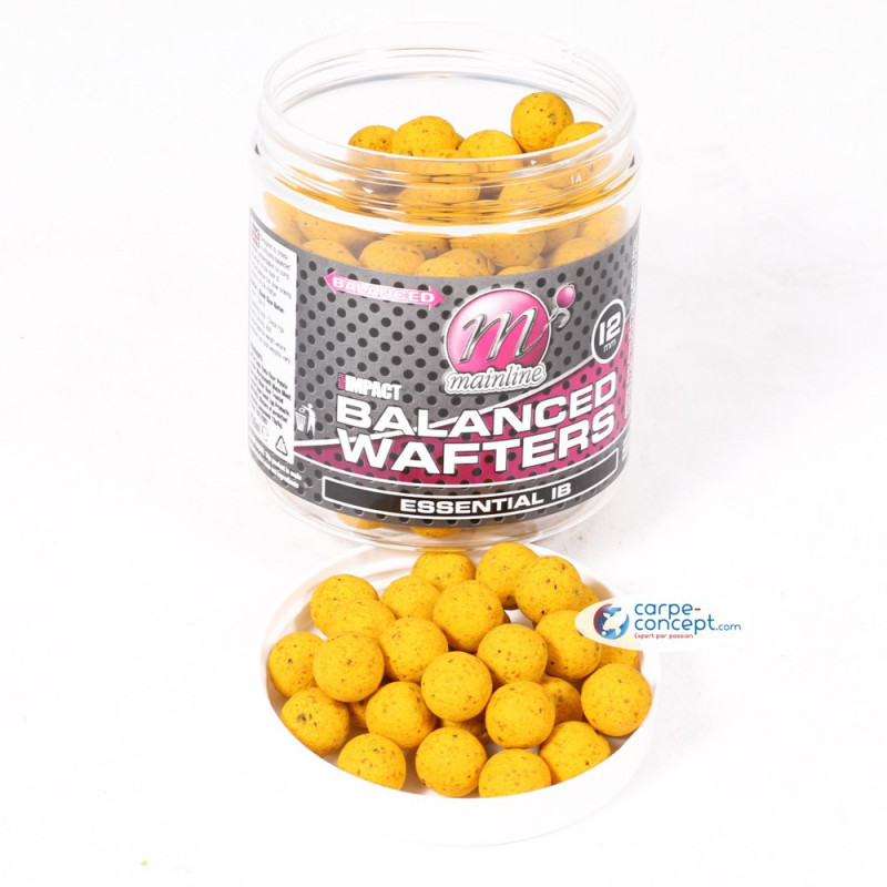 MAINLINE Bouillettes High Impact Wafters 12mm Essential IB