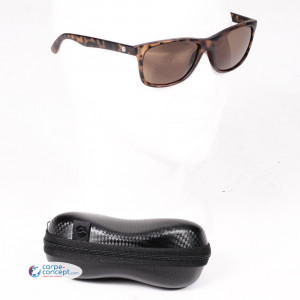 KORDA Lunettes Polarisantes Classics Matt Tortoise Frame/Brown Lens