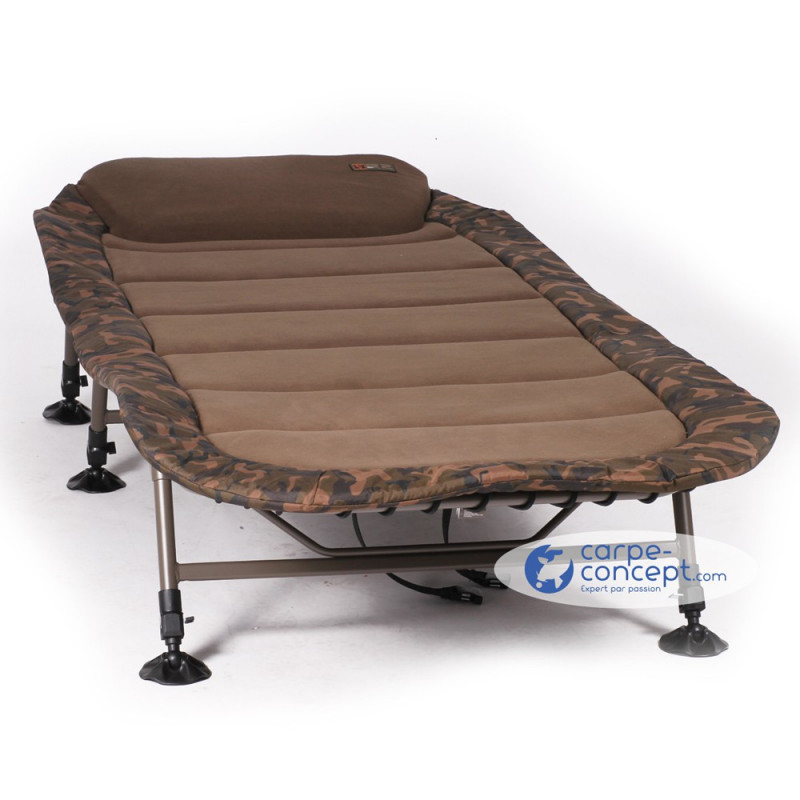 FOX Bed Chair Royale R1 Camo Compact
