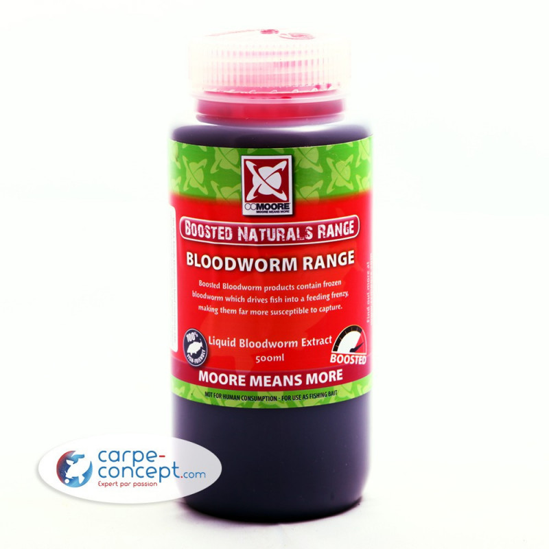 CC MOORE Liquid Bloodworm extract 500ml