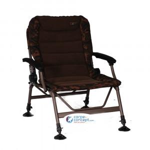 FOX Level chair R2 recliner chair camou 1