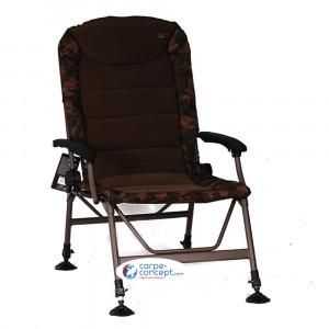 FOX Level chair R3 Recliner chair camou