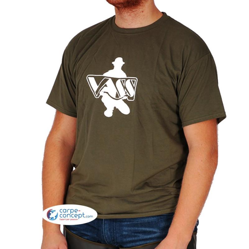 VASS Printed T-Shirt