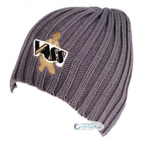 VASS Beanie Hat Grey 1