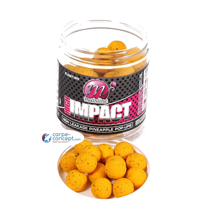 MAINLINE High Impact pop up high leakage pineapple 15mm