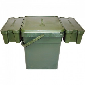 RIDGE MONKEY Modular Bucket 17lt 2