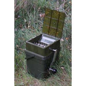 RIDGE MONKEY Advance boilie crusher full system 3