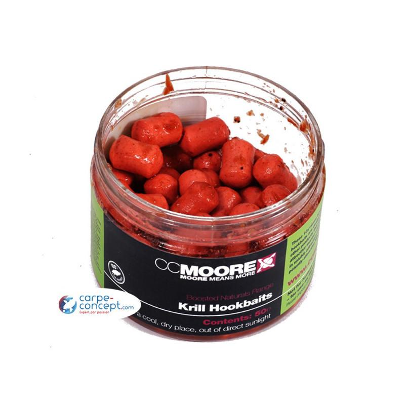 CC MOORE Boost krill hookbaits 10x14mm