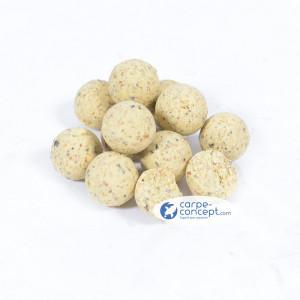 CARPE-CONCEPT Bouillettes White cream 20mm 1kg 1