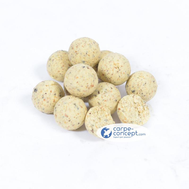 CARPE-CONCEPT Bouillettes White cream 20mm 1kg