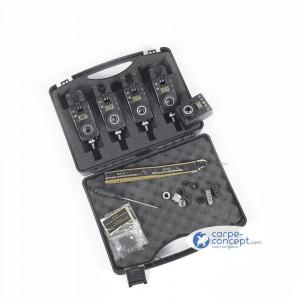 EDWARDS CUSTOM UPGRADES Coffret 4 rod mk1 compacts/ 1