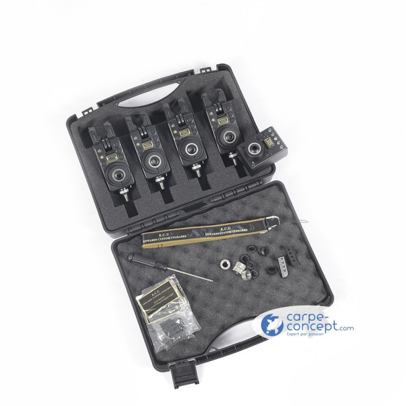 EDWARDS CUSTOM UPGRADES Coffret 4 rod mk1 compacts/