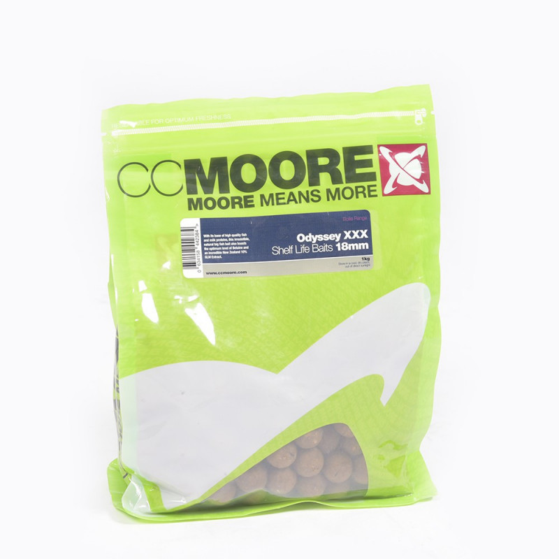 CC MOORE Odyssey boilies 18mm 1kg