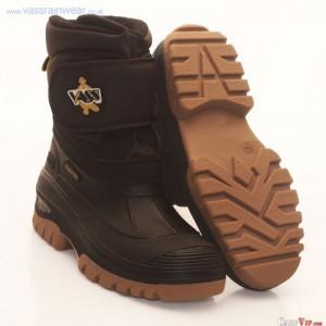 VASS Fleece lined boot velcro strap 2