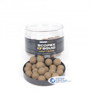 NASH Scopex Squid Wafters 12mm 1