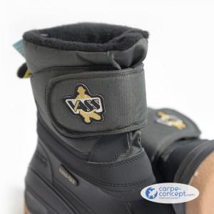 VASS Fleece lined boot velcro strap 3