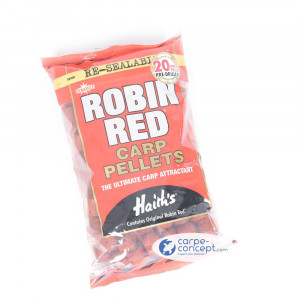 DYNAMITE BAITS Robin Red Pellets 20mm 1kg 1