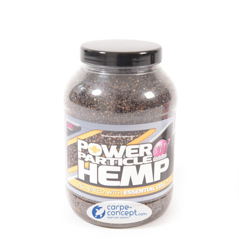 MAINLINE Power Particle Hemp With Essential Cell