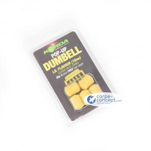 KORDA Pop-Up Dumbell Essential IB 16mm 1