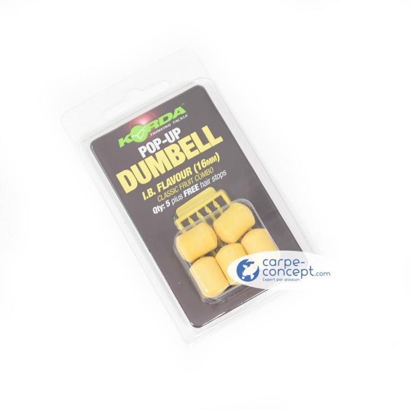 KORDA Pop-Up Dumbell Essential IB 16mm