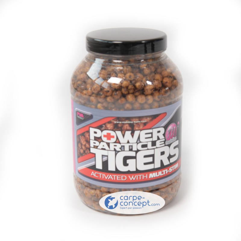 MAINLINE Power Particle Tiger With Multi Stim
