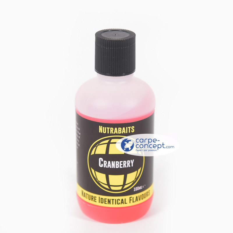 NUTRABAITS Cranberry nature identical flavour 100ml