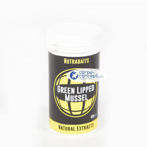 NUTRABAITS Naturel Extract Green Lipped Mussel 50g 1