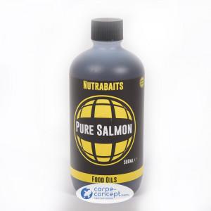 NUTRABAITS Pure salmon Oil 500ml 1