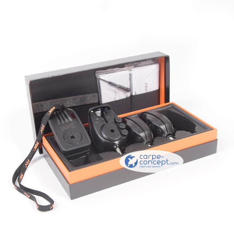 FOX Coffret Micron RX+ 3 rod set