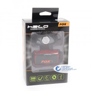 FOX Halo Headtorch MS300c 2