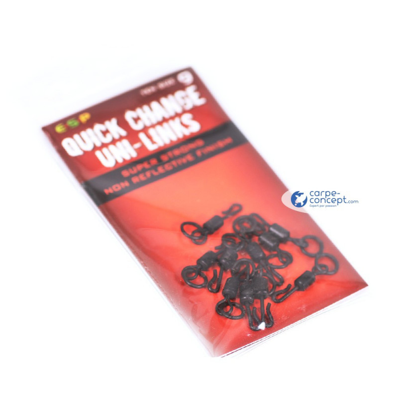 ESP Quick change uni-links size 9