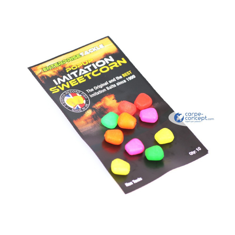 ENTERPRISE TACKLE Pop up Sweetcorn multicolore