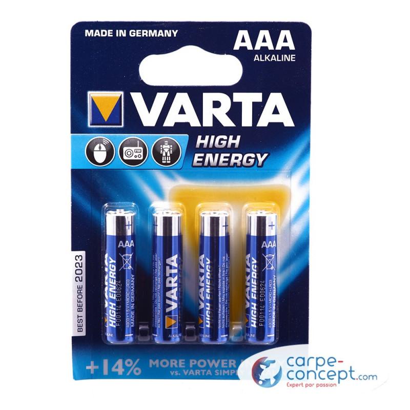 VARTA Pile AAA Lr3