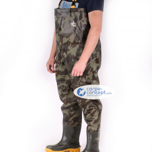 VASS Chest Waders Series camo