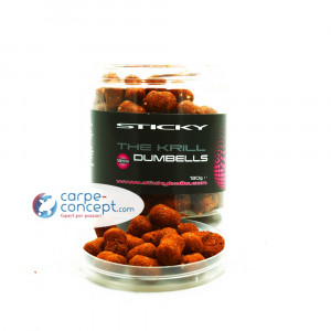 STICKY BAITS Krill dumbell 12mm 1