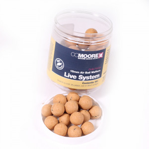 CC MOORE Airball wafters Live System 18mm