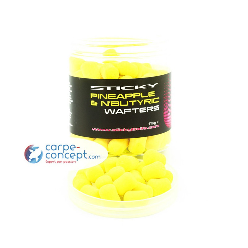 STICKY BAITS Dumbell Wafters Ananas N'Buttyric