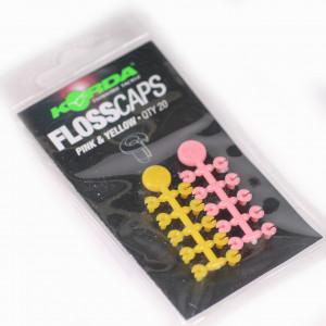KORDA Floss cap Pink / Yellow