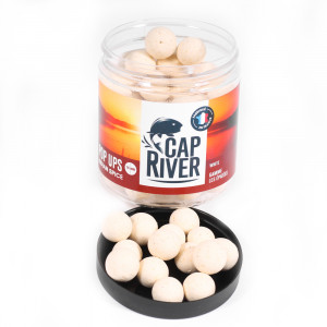 CAP RIVER Pop up Indian Spice 10mm Blanche 30gr
